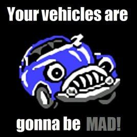 Mad Vehicle