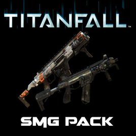 Titanfall SMG Pack