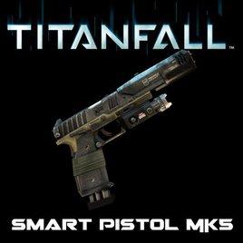 Titanfall Smart Pistol MK5