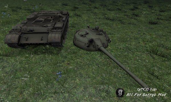 T-55A MBT