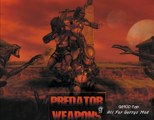 PREDATOR WEAPONS