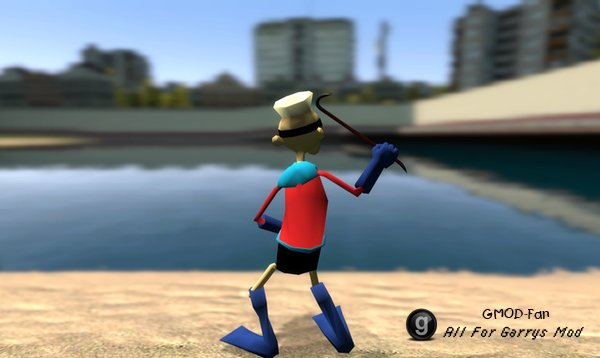 Barnacle Boy Playermodel