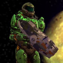 DOOM Slayer a.k.a Doomguy [pm]