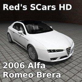 2006 Alfa Romeo Brera - SCar HD