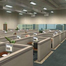 High Floor Office (Prop_hunt map)