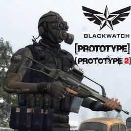 Prototype models pack (Ragdolls)