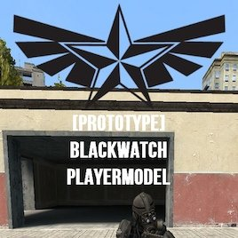 [PROTOTYPE] Blackwatch playermodel (Supersoldier and soldier)