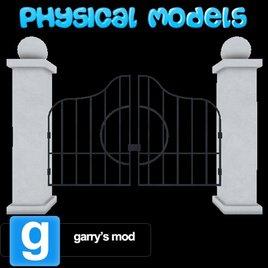 Комплект предметов #13 для Garry's Mod