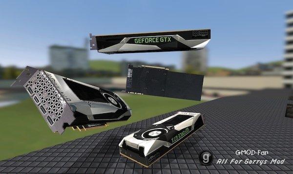 GeForce GTX 1080 Ti Model