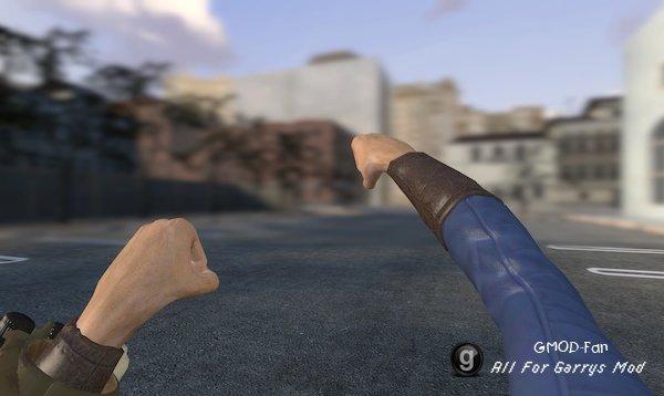 Fallout 4 Sole Survivor Vault 111 (Female) [PM/NPC]