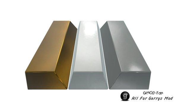 Gold, Silver & Platinum Bars