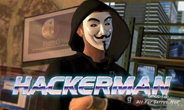 Anonymous Customizable Playermodel