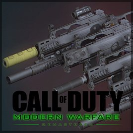 Modern Warfare Remastered - G36C (Viewmodel)