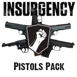 Insurgency Pistols Pack