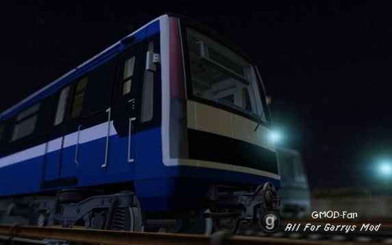 Metrostroi Subway Simulator