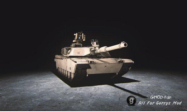 M1A2 SEP Abrams