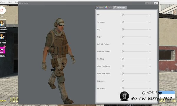Ins2 Security Forces 3 Pack Playermodels & NPCs