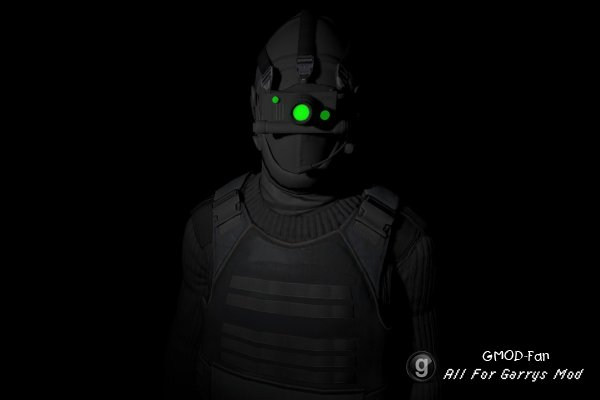 GTA V Splinter Cell Look alike [PM/NPC]