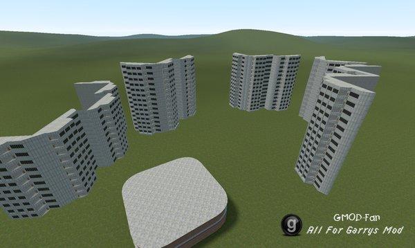 FFCM13 Building Props - RETURN!