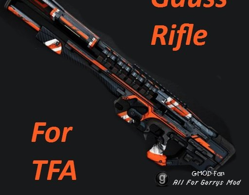 (TFA) Gauss Rifle