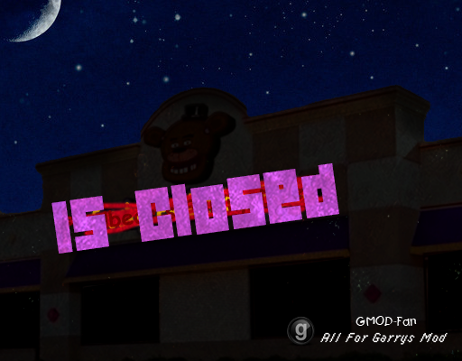Fredbear's Family Diner -Closed