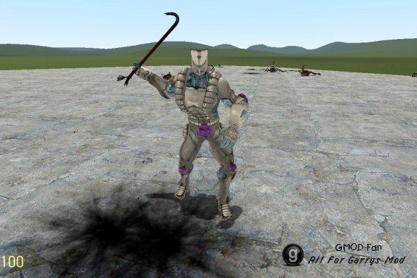 JoJo's BIZARRE ADVENTURE WORLD Player model