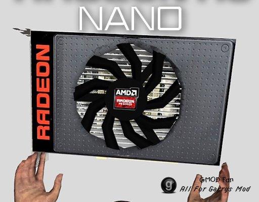 Radeon R9 Nano Model