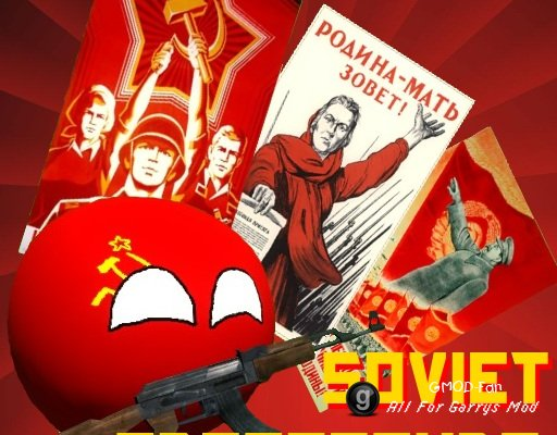 Soviet Propaganda and Leaders Paintings