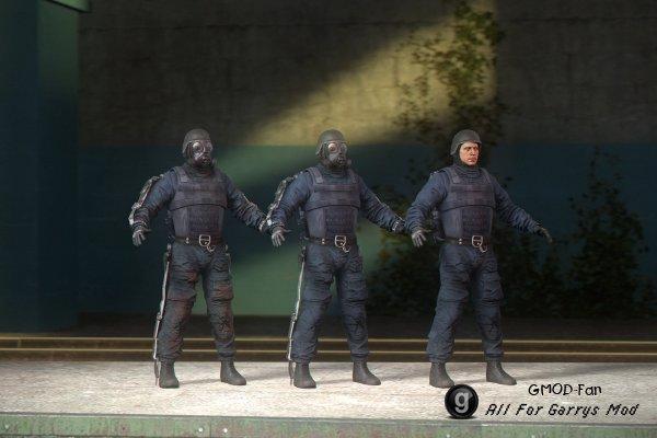 S.T.A.L.K.E.R. - Mercenaries Redux [PMs, Ragdolls]