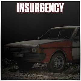 Insurgency - Civilian Cars pack (Prop)