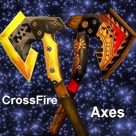 Crossfire Axes