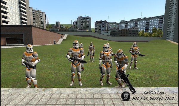 Star Wars Republic NPC Base