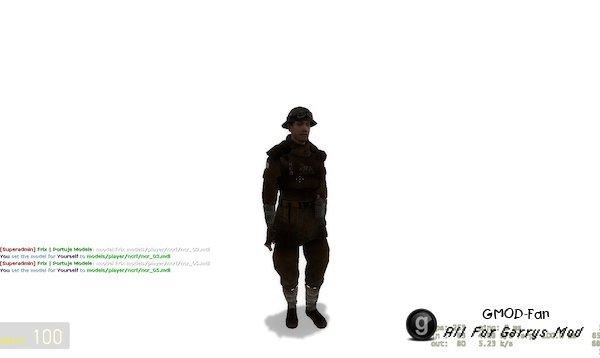 [HD] NCR Player Models