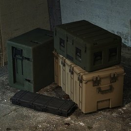 Military Cases PROPS