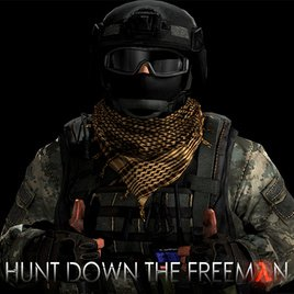 Hunt Down The Freeman - Soldier