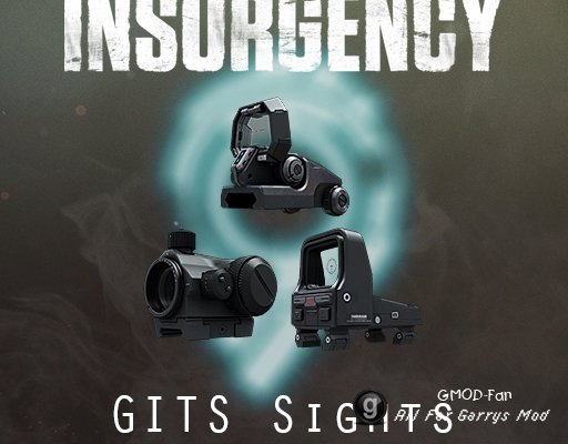 [TFA][AT]INS2 GiTS Sights Extension