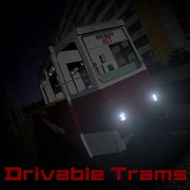 Drivable Trams