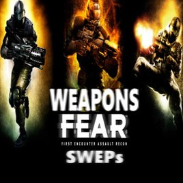 F.E.A.R. Weapons SWEPs [BETA]