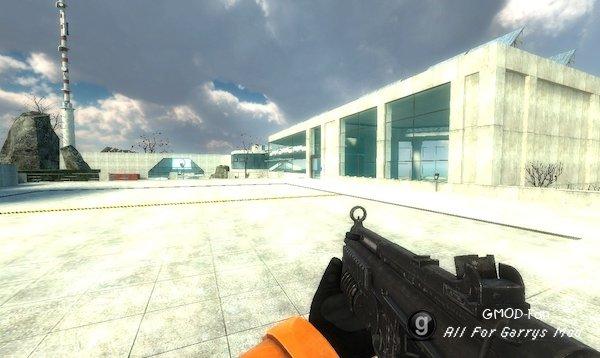 Black Mesa: Source Weapon Pack