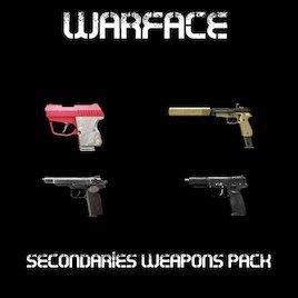 [CW 2.0] Warface Secondaries