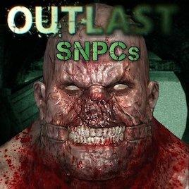 [VJ Base] Outlast SNPCs