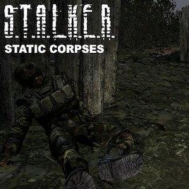 S.T.A.L.K.E.R. Статичные пропы трупов