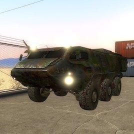[simfphys] XA-180 APC