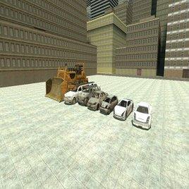Spec Ops: The Line Civilian Vehicles