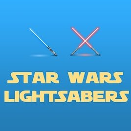 Star Wars Lightsabers [update]