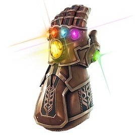 Thanos's Infinity Gauntlet SWEP and Model