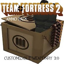 CW 2 0 TF2 Ammo Pack