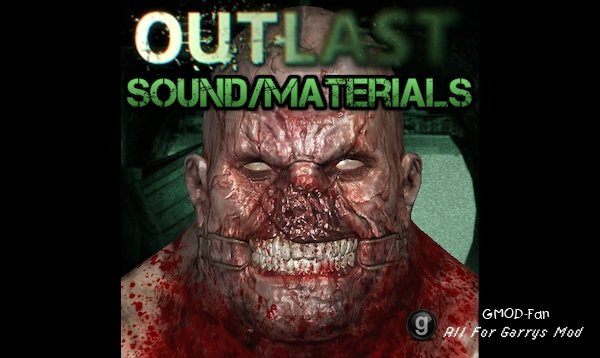 [VJ Base] Outlast SNPCs - Sound/Materials