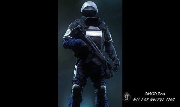 Rainbow Six Siege - Rook [PM, Ragdoll]