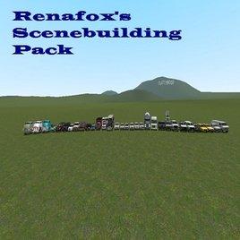 Renafox's Scenebuilding Pack